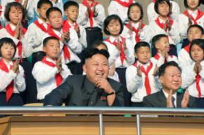 Школярам в КНДР розкажуть про те, що Кім Чен Ин навчився водити автомобіль в три роки