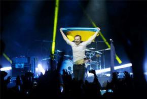 В Беларуси на концерте
