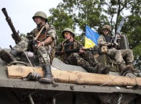 Сутки в зоне АТО прошли без потерь, ранены шестеро украинских военных