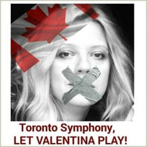 В Канаде отменили концерт украинской пианистки Валентины Лисы за критику Киева