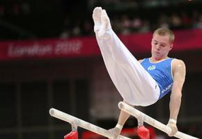 Гімнаст Олег Верняєв став абсолютним чемпіоном Європи