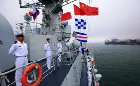 РФ і Китай проведуть спільні військово-морські навчання в Середземному морі