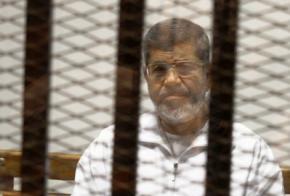 Бывший президент Египта Мурси приговорен к 20 годам тюрьмы