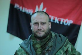 Українські десантники спробували роззброїти підрозділ