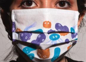 Тряпичные медицинские маски не защищают от микробов, - Исследование