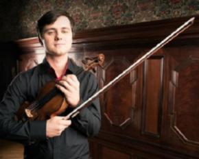 Украинский скрипач Алексей Семененко вышел в финал престижного конкурса в Брюсселе