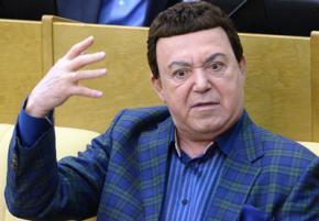 Кобзон даст два концерта в оккупированном Донецке