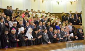 Представники УПЦ (МП) не встали у Раді під час зачитування імен бійців АТО - героїв України