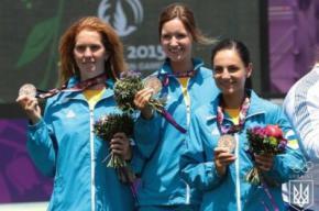 Українські лучниці здобули бронзові медалі на Евроіграх в Баку