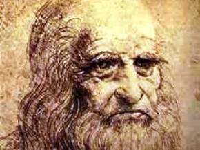 У Римі вперше виставили автопортрет Леонардо да Вінчі