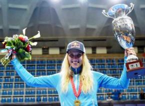 Українка Ольга Харлан перемогла в Гран-прі з фехтування в Москві