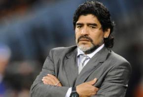 Новым президентом ФИФА может стать Марадона