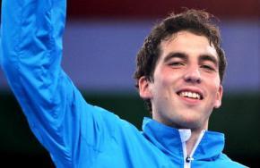 Українець Андрій Ягодка завоював золото з фехтування на Європейських іграх