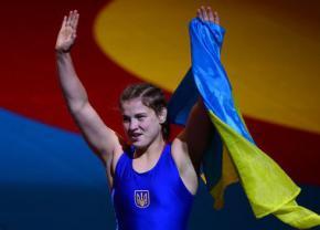 Украинка Алина Стадник-Махиня добыла первое