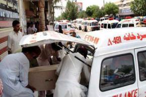 У Пакистані від аномальної спеки загинули 572 людини