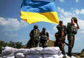 За сутки в зоне АТО ранены 8 бойцов, погибших нет