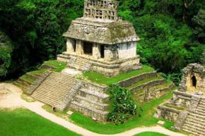 Вчені розшифровували напис на гробниці царя майя