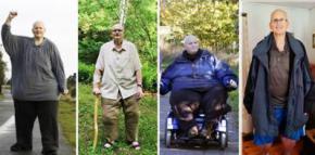 Британець розлучився зі своєю нареченою заради якої схуд на 305 кг