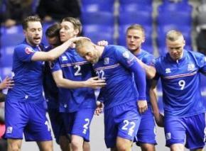 Збірна Ісландії з футболу вперше зіграє на чемпіонаті Європи
