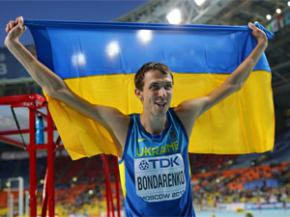 Український легкоатлет Богдан Бондаренко переміг на змаганнях у Польщі