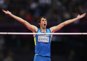 Прыгун в высоту Богдан Бондаренко признан лучшим спортсменом августа в Украине