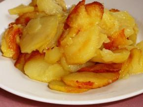 Жареный картофель поднимает настроение