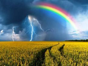 3 сентября в Украине жара и грозовые дожди