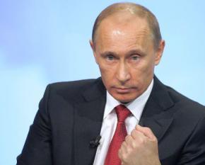 Путин пытается задушить сепаратизм в России