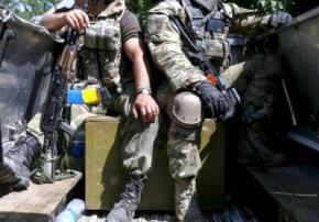 В Украине 800 военных считаются пропавшими без вести
