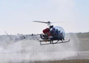 Украинские специалисты создали новый вертолет
