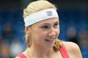Украинская теннисистка Киченок Людмила обыграла действующюю чемпионку US Open
