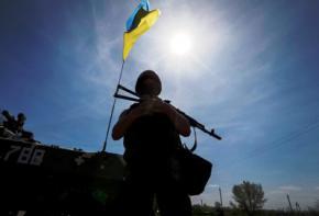 За минувшие сутки в зоне АТО ранен один украинский военнослужащий
