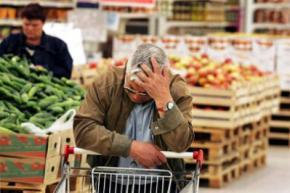 Ціни на продукти в Донецьку ростуть