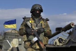 Сутки в зоне АТО прошли без потерь - штаб
