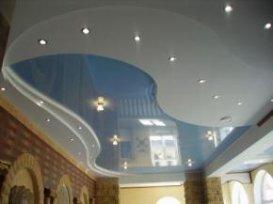 Натяжные потолки, что такое натяжной потолок?