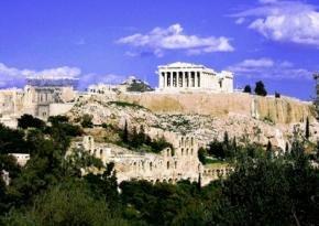 Відпочинок в Греції. Cтародавні Афіни