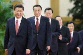 Китайським чиновникам заборонили коханок, гольф і обжерливість