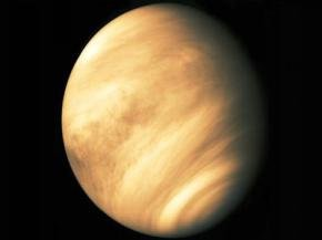 В верхних слоях облаков Венеры может существовать жизнь